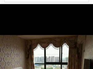 中都章江豪园小区3室2厅1卫家具家电齐全