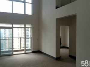 江语城顶楼3室2厅2卫115㎡