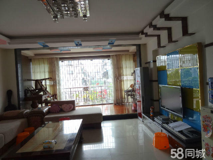 泸县工商局宿舍4室2厅155平米精装修年付