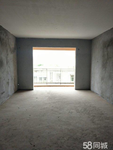 半山逸城44万元112�O3室2厅2卫毛坯西,看房有钥匙