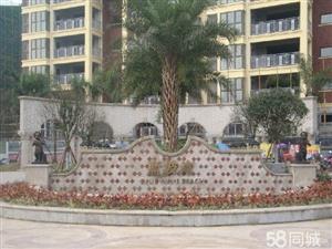 【稀缺房源】泸县蓝波湾带平台的花园洋房,稀缺得