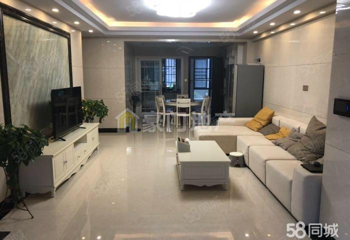 南岸美伦阳光园精装4房,单价11500,全新装修,赠送大入户