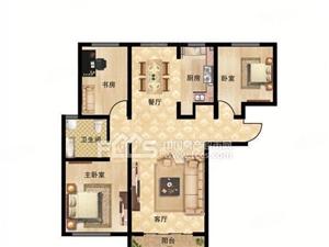 滨湖馨苑小区特别静134平3室2厅1卫南北通透76万签一手合