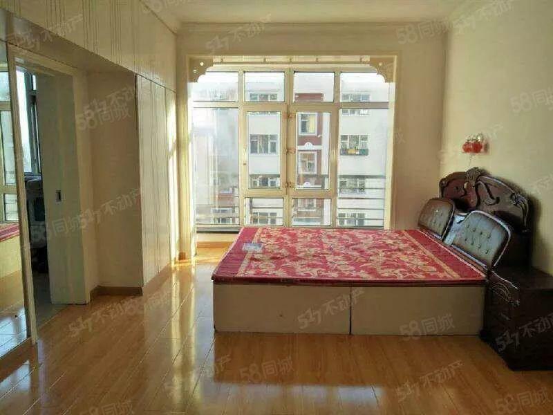 永安小区多层地热落地窗一室一厨一卫干净通透