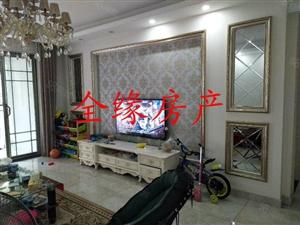 领秀之江三室豪华装修家具家电齐全拎包入住急售56万