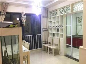 美景鸿城三期花园绿化双气南北通透三房客厅带阳台飘窗采光充足