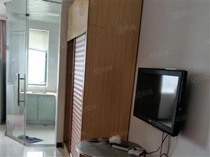 水岸新天隔壁金洲城豪华装修一室一厅公寓低价出租