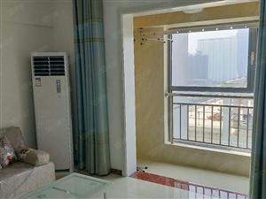 出租颐高上海街3室2厅2卫精装双气全新全配家具家电!