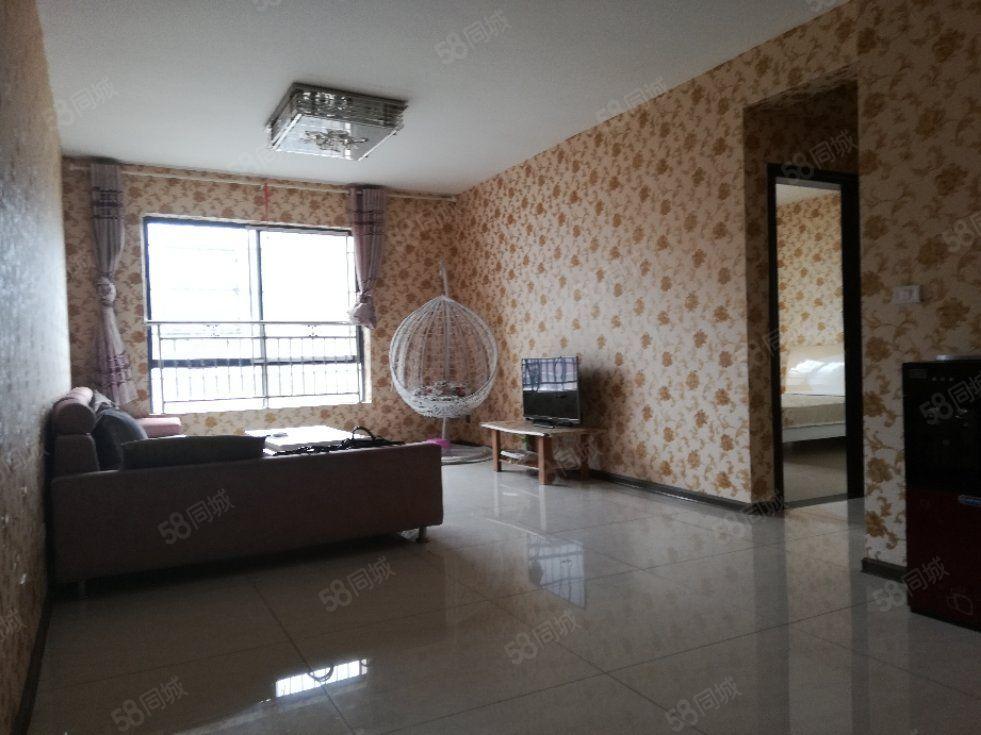 白金汉宫2室2厅1卫1阳台出租,有钥匙,看房方便