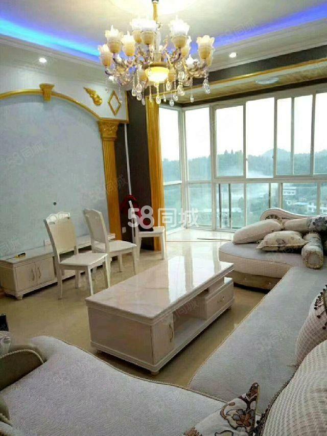 北门凯丽滨江电梯房精装2室新色舒适家电家具齐全
