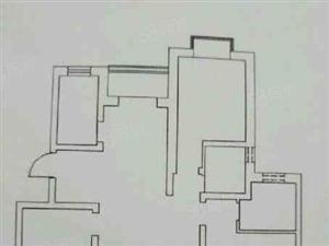 世纪城3室2厅2卫毛坯47万