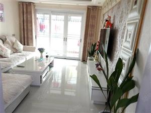 富园广场高层2居室精装送车位及储藏室