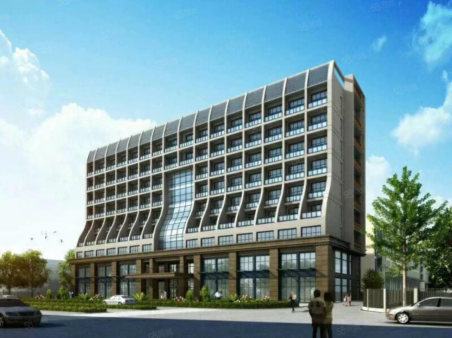 企盟时代郑州一中,园博园旁,热购公寓50年产权