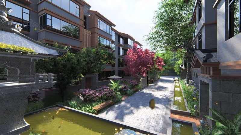 中铁绿景家园!两室一厅一卫精装修公寓房,五星酒店托管0月供