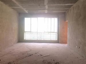 惠民二小附近怡景花园一樓正对水景观毛坯大4室好房出售