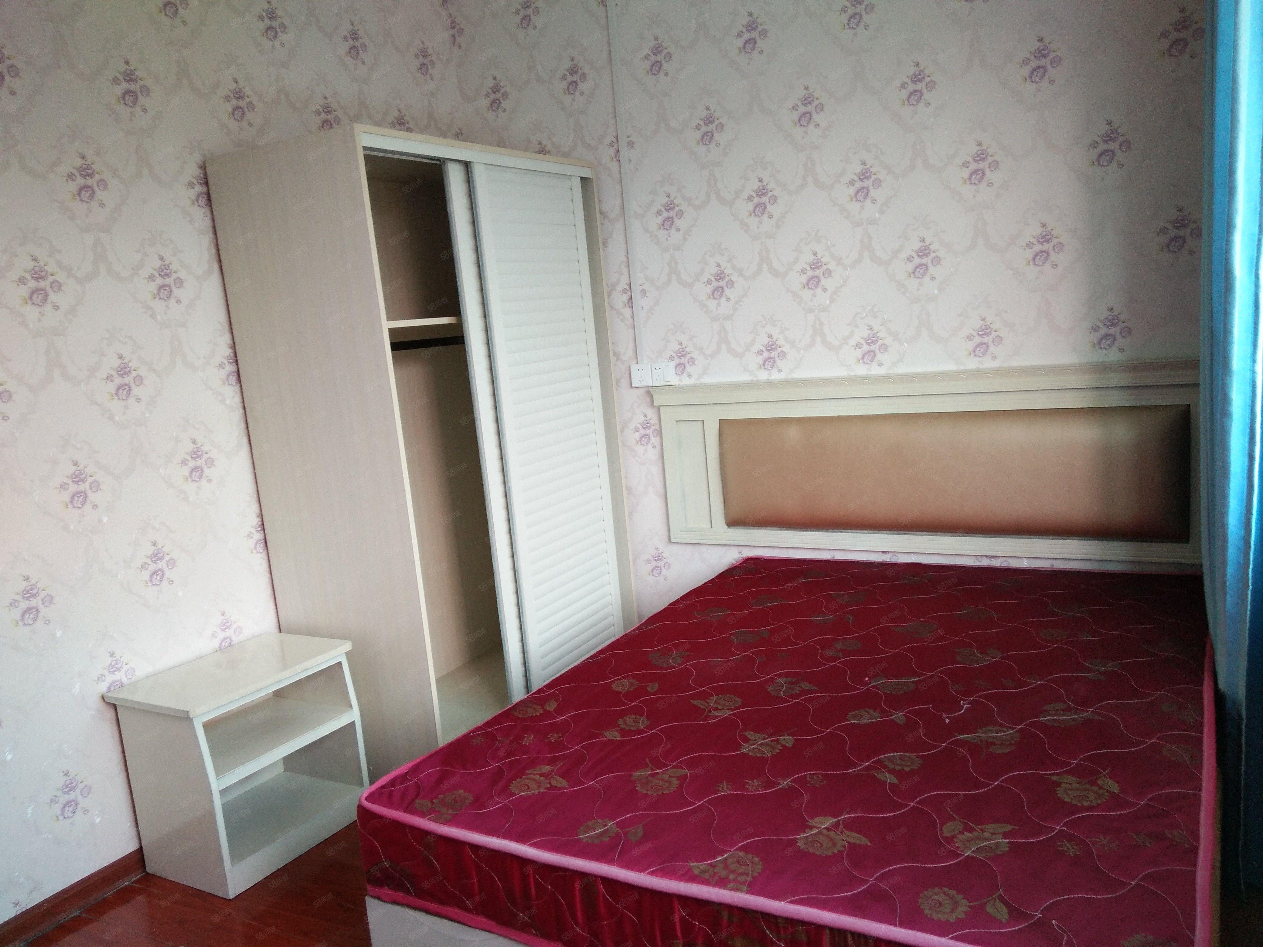 《单身公寓出租》2楼,全新装修,家电齐全拎包入住