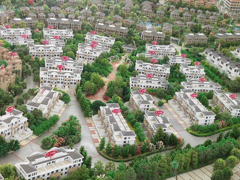 世外桃源玫瑰苑别墅转让,首付90万拥有,主景观旁