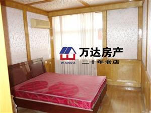 万达广场南银座南清泉小区3楼3室空调家具拎包即住