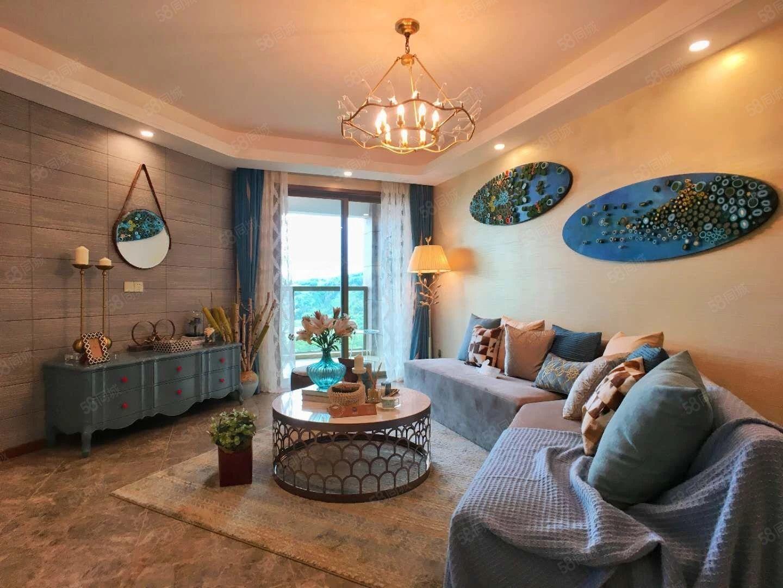 豪华精装两居室70年产权家电家具抚仙湖欢乐大世界