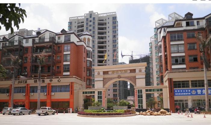 康泰华都中层四房两厅两卫+装修业主诚售122万