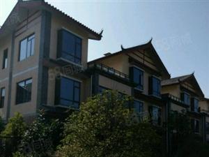 丽江假日独栋别墅:256平米.小区安静.环境好.精装修