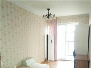 万达华府一室一厅精装修大阳台南北通透家具家电齐半年起租有钥匙
