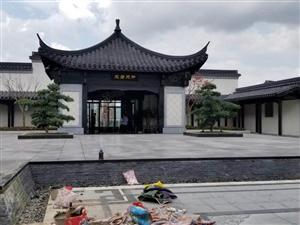 蓝光云报芙蓉园全中国风苏式园林别墅带精装修