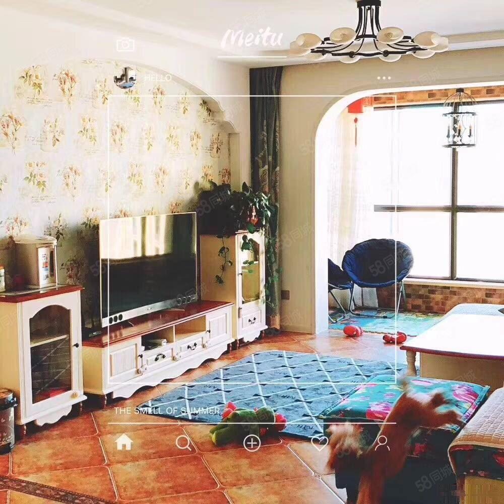 二中绿地世纪城精装修带家具家电拎包入住层次