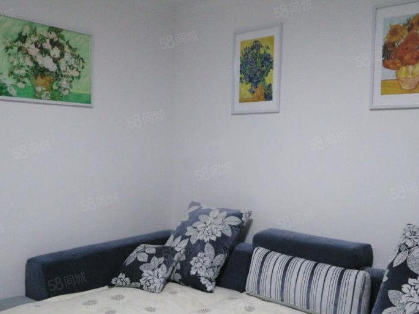 博大雅居精装修2室包取暖家具家电整洁干净