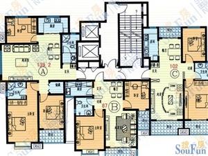 现房现房鸿顺观邸一期南北通透能贷款能贷款有钥匙方便看房