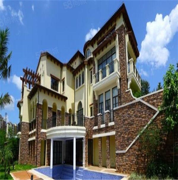 中信台达国际小独栋别墅送100平花园80平地下室