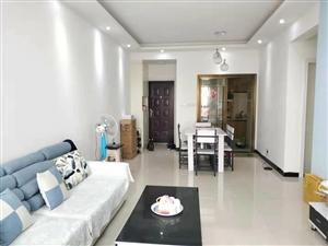 泰丰国际城两室两厅优质小区拎包入住!
