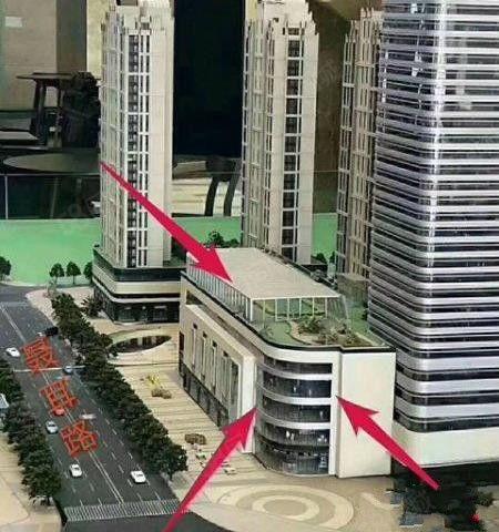 市中心不可复制的地段商铺万达新天地广场投资不动产