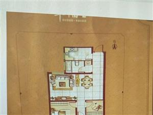 出售上河城10/17层82平方两室两厅需全款