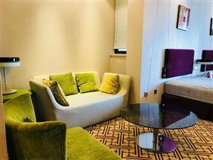 美韵公寓1室1厅1卫靠近地铁口、温馨舒适有钥匙方便看房