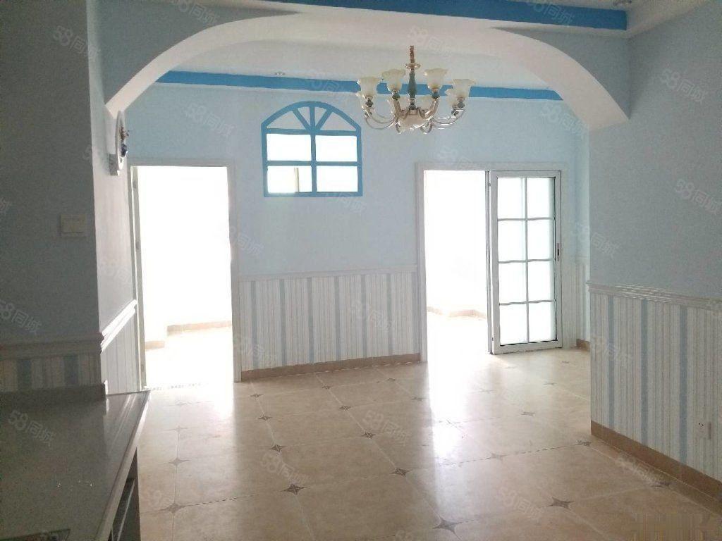 和平南路和平城市广场2房2厅1卫地中海风格