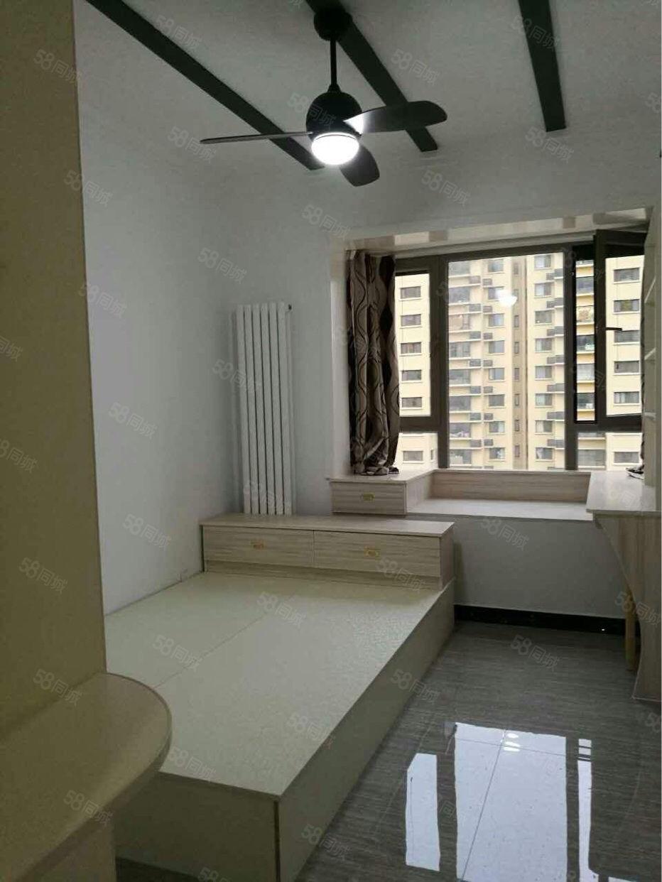 中国铁建东来尚城三室两厅精装修家具家电齐全拎包如住随时看房