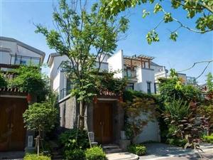 出售建业生态新城别墅环境优雅空气清新
