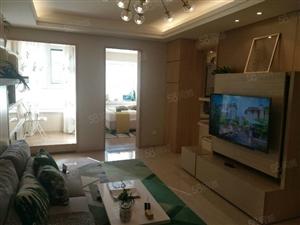 天庆金域蓝湾一室一厅可按揭环境优美户型整齐