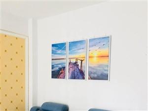 海滨壹号自住型装修真实照片实地拍摄,干净清爽,随时来电看房!