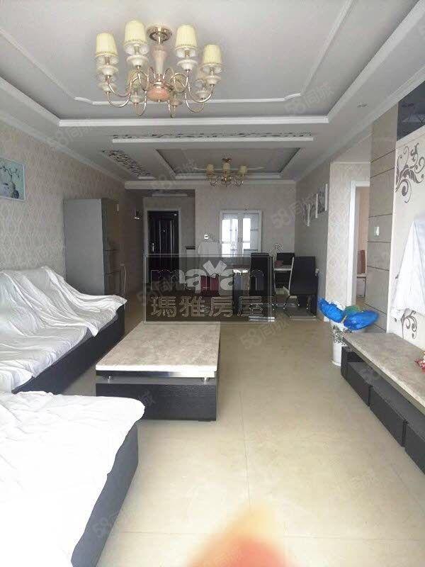 人民东路华润万家附近永大官邸两室精装电梯房全配1800出租