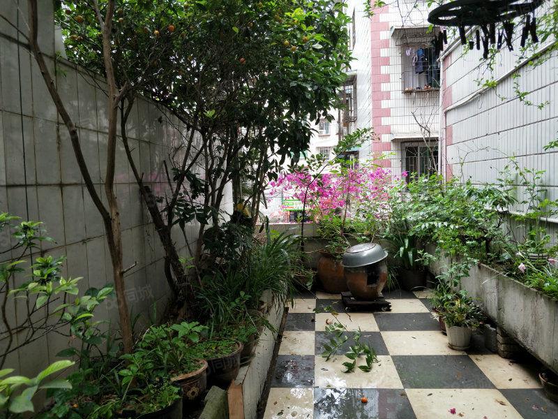 复式楼带花园,楼层好