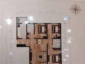 超!急售正德广场17层3室135平米63万包换名字三中十四校