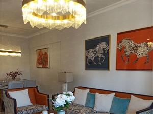 永昌雅居装修3房出售户型方正环境优美