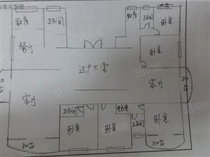 杨柳436平大平层送两个车位230万,包改合同,绝对好房子