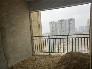 盛世华府龙翔楼电梯房,21层,毛坯126.97平米,