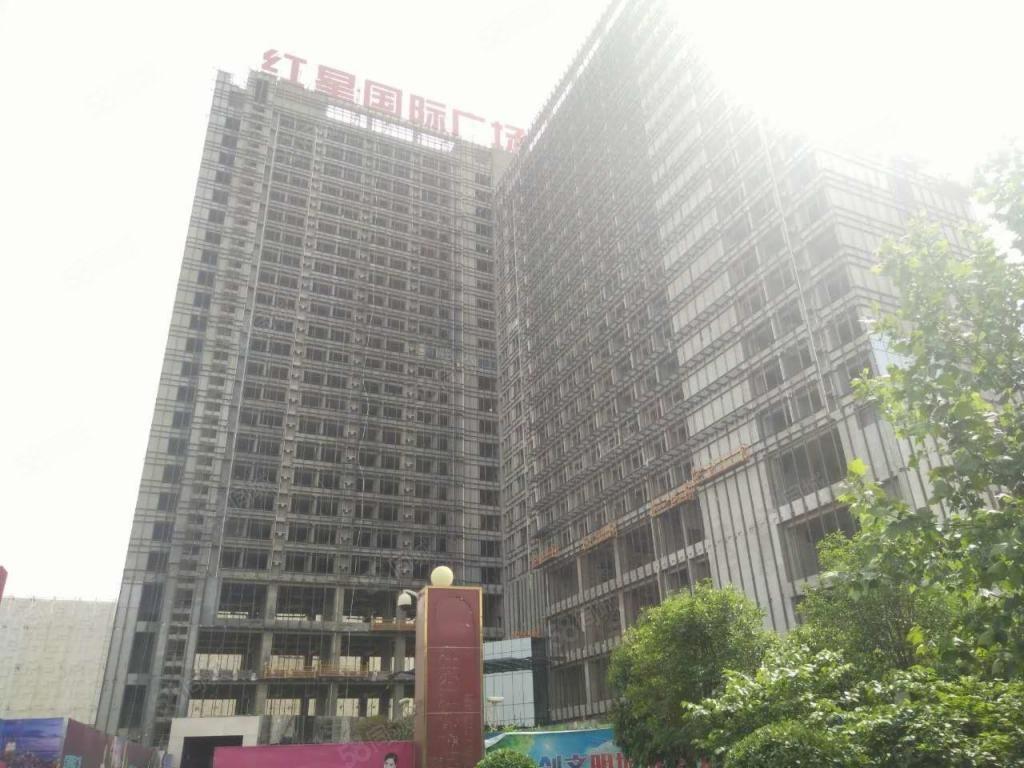 大学路南三环红星美凯龙内部团购商铺托管十年以租养贷