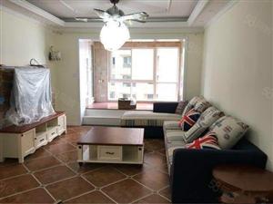 御花园,123平,3室2厅2卫,毛坯房,各项设施齐全