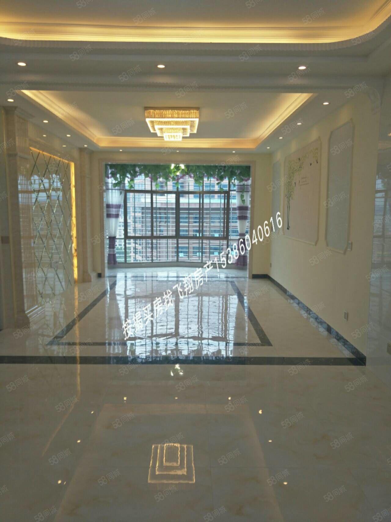一州宾馆附近电梯12楼,143平方,4室2厅2卫,豪华装修