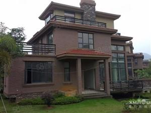 长泰漂流旁独栋三层别墅使用500平多套出售
